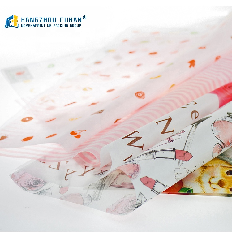 Made In China Billige Kunden Blume Packpapier