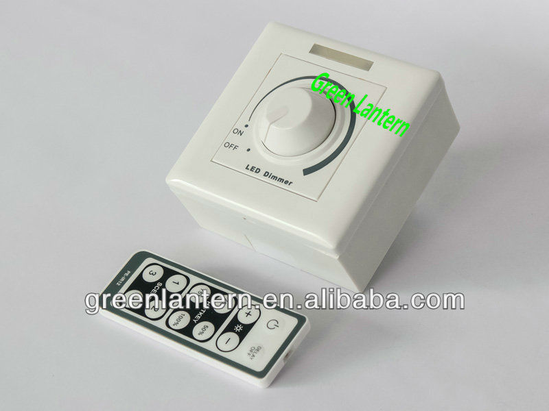 led dimmer switch 110v 220v LED Light Dimmer