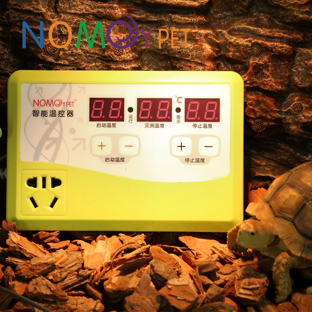 Nomo premium concise digital intelligent incubator reptile thermometer
