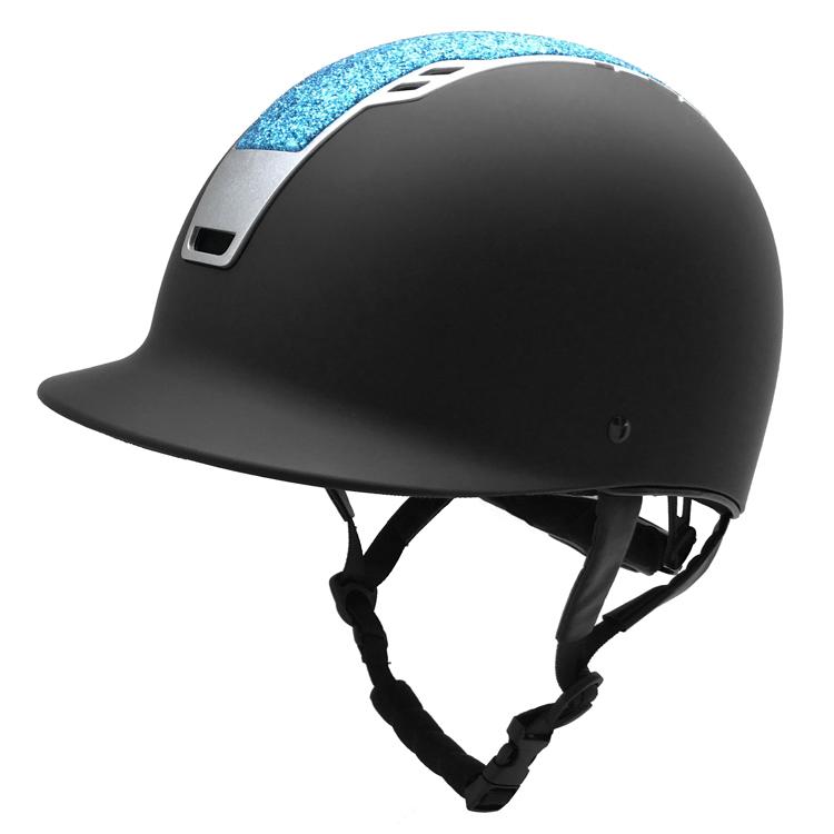 2018 new design custom color youth equine riding helmets AU-H07 5