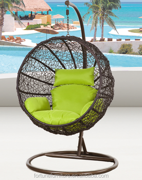 Outdoor Garden Egg Swing Chair Rattan Wicker Hanging Chair Buy Egg