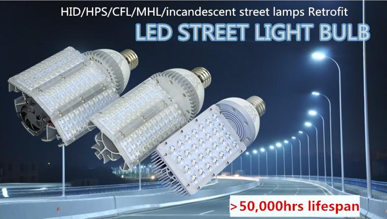5m Pole Mhl/hps Lighting Replacement Bulb E27 E40 60 Watt Led ...