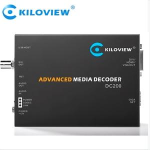 Kiloview strong hd iptv decoder Model KV-DC200