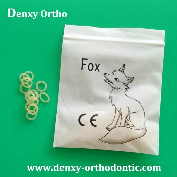 Dental Elastic Rubber Band Orthodontic Latex Elastics