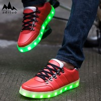 Best Quality Low Price Led Branded Sport Shoes Usa