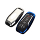 5 Button Silver Silicone Car Remote Key Fob Cover Case For Ford Fusion Mondeo Mustang F-150 Explorer Edge 2015 2016 2017 2018