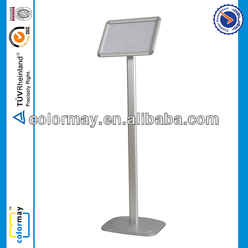 Sign Stand,sign board stand for display,Poster Display Rack for sale
