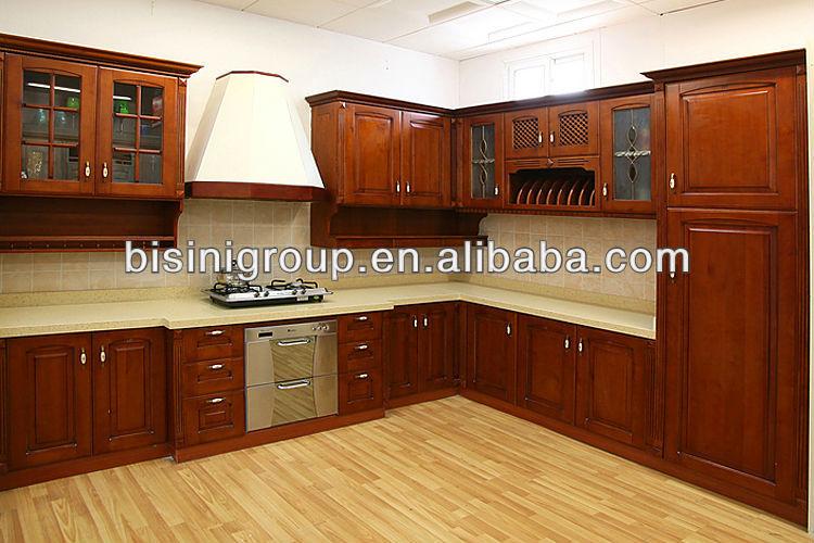 Bisini lastest dise o de armarios de cocina estilo for Disenos de gabinetes de cocina