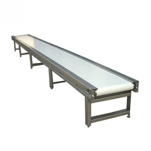 Manufacturer supply stainless steel conveying belt/belt conveyor 2 m/conveyor food industry