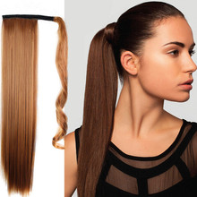 factory price charming ponytail hair extension for black women