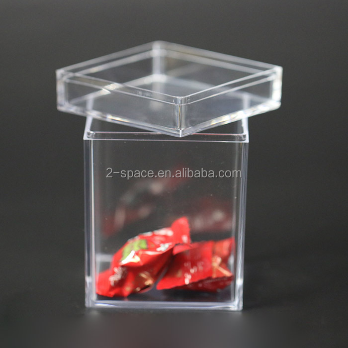 Packaging Present Case for Party Plastic Favor Gift Candy Box Wedding Clear Favors Sweets Boxes