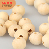 food grade silicone necklace beads baby toys wood beads wholesale