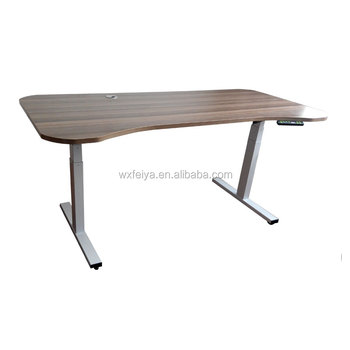 Adjustable table legs with linear actuator electric height computer adjustable table legs with linear actuator electric height computer desk watchthetrailerfo