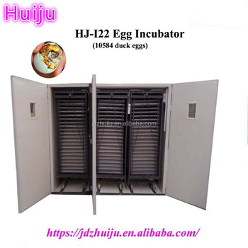 Minicomputer 10000 eggs automatic egg incubator For Hatching Eggs HJ-I22