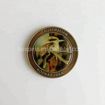 Factory Price Bronze Metal Challenge Coin Australia Coins For
