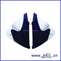 SCL-2013070105 universal motorcycle fairing plastic motorcycle side cover fairing