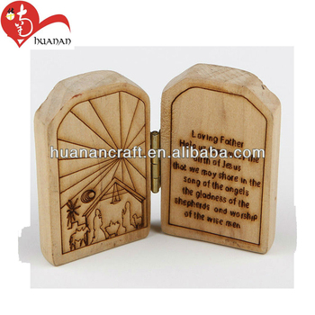 Customized Wholesale Religious Bulk Wooden Photo Frame Stand - Buy ...