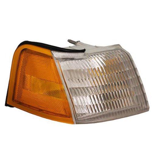 1989-1995 Ford Thunderbird & Mercury Cougar Corner Park Lamp Turn Signal Marker Light Right Passenger Side (1995 95 1994 94 1993 93 1992 92 1991 91 1990 90 1989 89)