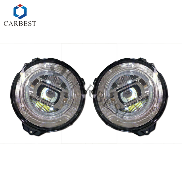 High Quality New W463/w464 2019 G65 Led Headlights For Benz G65 G500  2002-2017 - Buy Led Headlights,Led Headlights,Medical Headlight Led Product  on