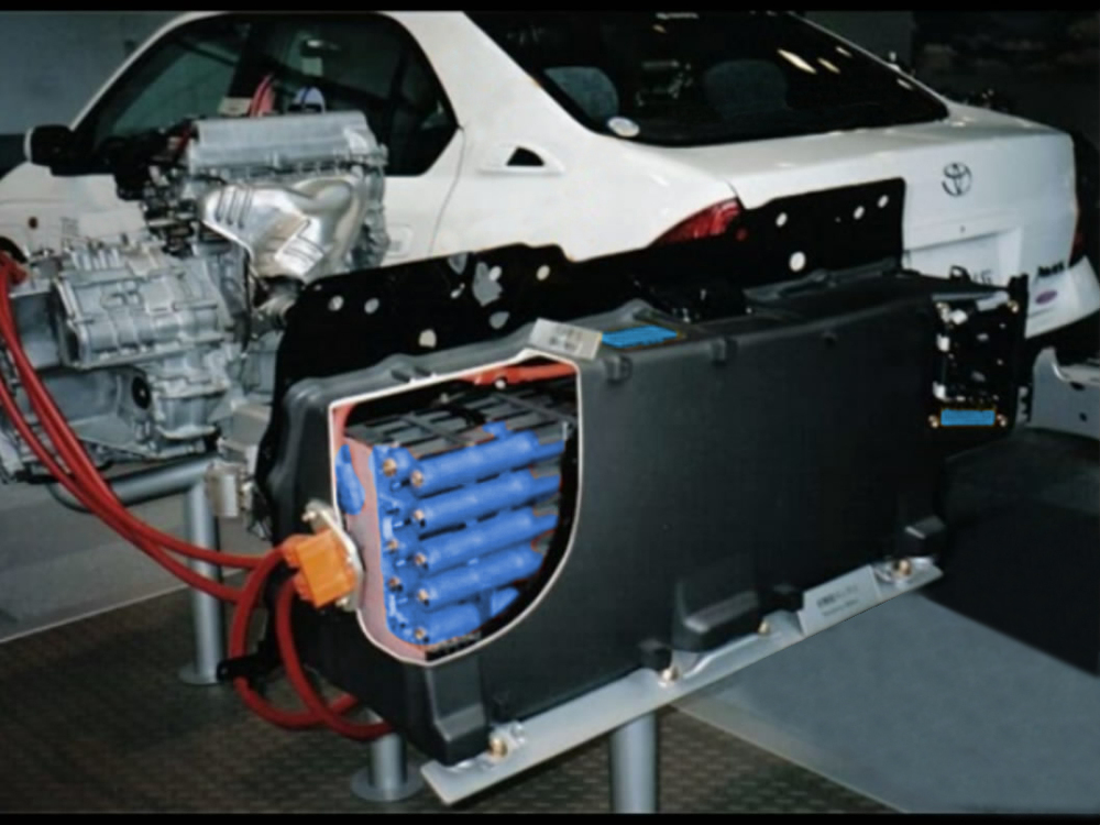 Prius Hybrid Replacement Battery
