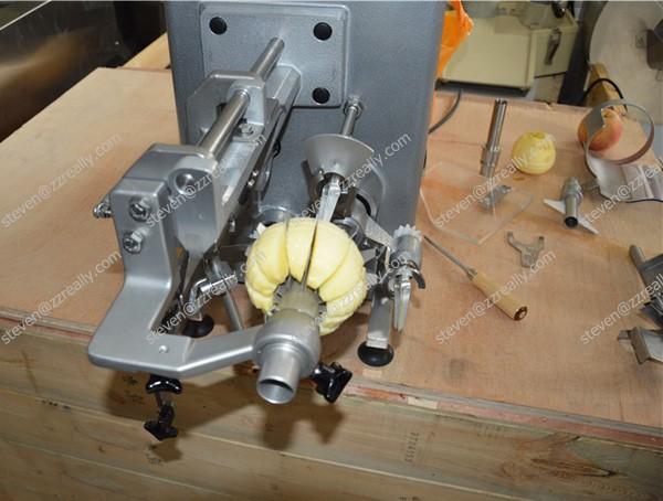 Best Quaity Commercial Apple Peeler Corer Slicer/fruit ...