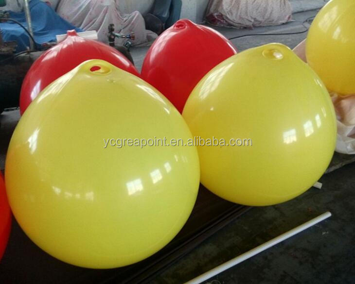 Marine PVC Inflatable Buoy for Boat and Yatch