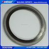 Stainless steel flexible graphite spiral wound gasket