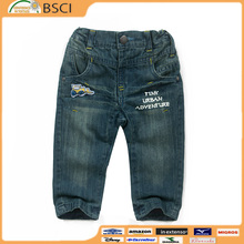 2-7Y Fashion Children Pants for boys with high quality of jeans