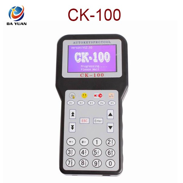 OBD2 car key programmer CK 100 ck-100 key programmer the Latest Generation ck100 V99.99[AKP060]