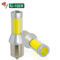 Factory Price 1156 1157 35W COB Car Led Light S25 Ba15s Auto Car Led Reserve Backup Parking Light Bulbs