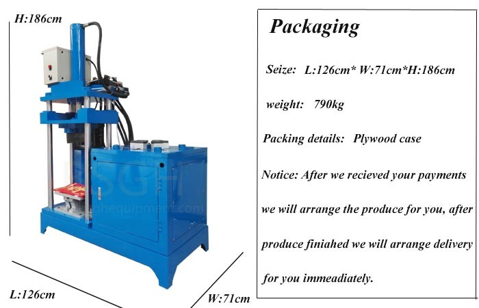 Hot selling in south africa auto scrap stator cutting for Electric motor recycling machine