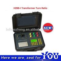 Huazheng Electric Testing Equipment for Transformer HZBB-I Transformer Turn Ratio testing meter