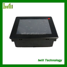 High quality wall mounted touch screen computer IBOX-901 A8