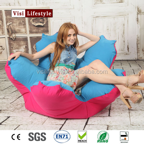 Surprising Canvas Flower Shaped Zebra Print Bean Bag Chair Beanbag Indoors Home Decoration Buy Flower Beanbag Home Decoration Beanbag Indoors Product On Pdpeps Interior Chair Design Pdpepsorg