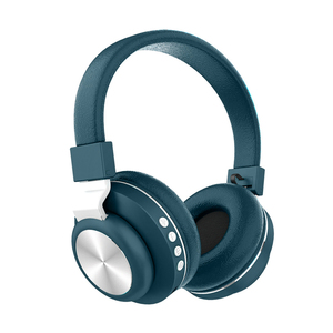 Silent party wholesale wireless bluetooth stereo headphone with microphone