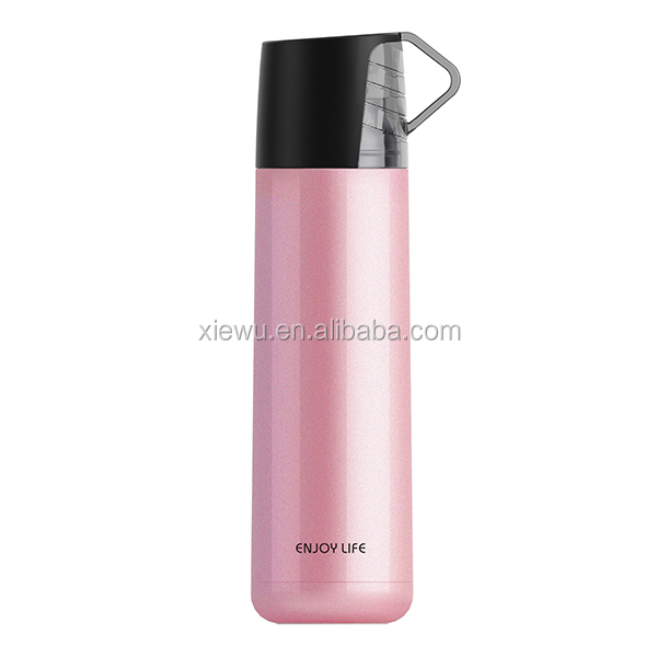 Vacuum flask wholesale business water bottle drinking water bottle European design