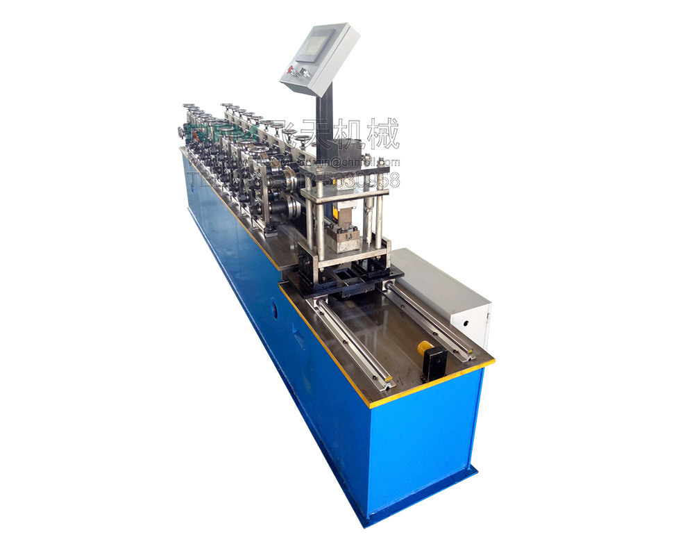 C z gording roll forming machine/C U L W light gauge staal kanaal frame roll forming machine