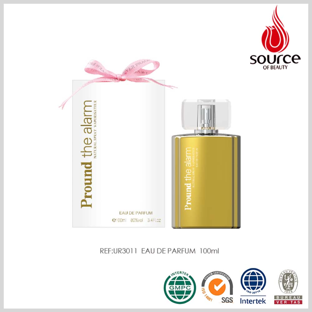 OEM ODM Uever Pround The Alarm Wholesale Al Arab Charm Factory Price Woman Feeling Al Arab Perfume100ml Dubai Middle East market