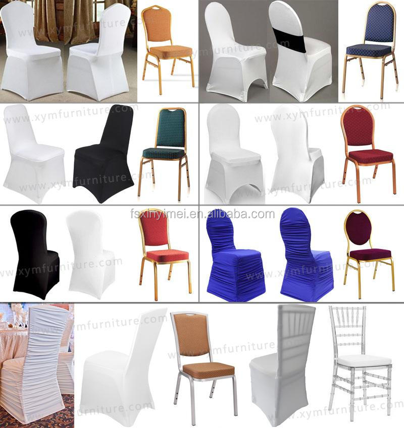 Cheap universal chair cover for wedding