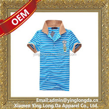 Good quality new coming embroidery scrub t-shirt and pant