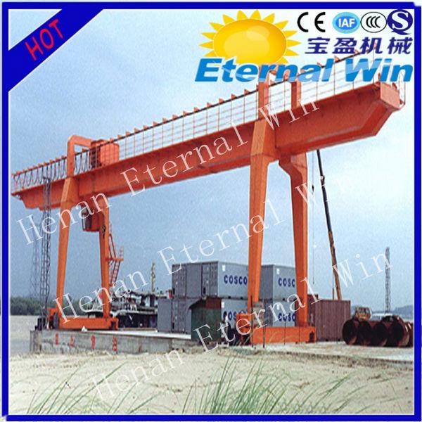 Jib Cranes Suppliers : China supplier single girder gantry crane from