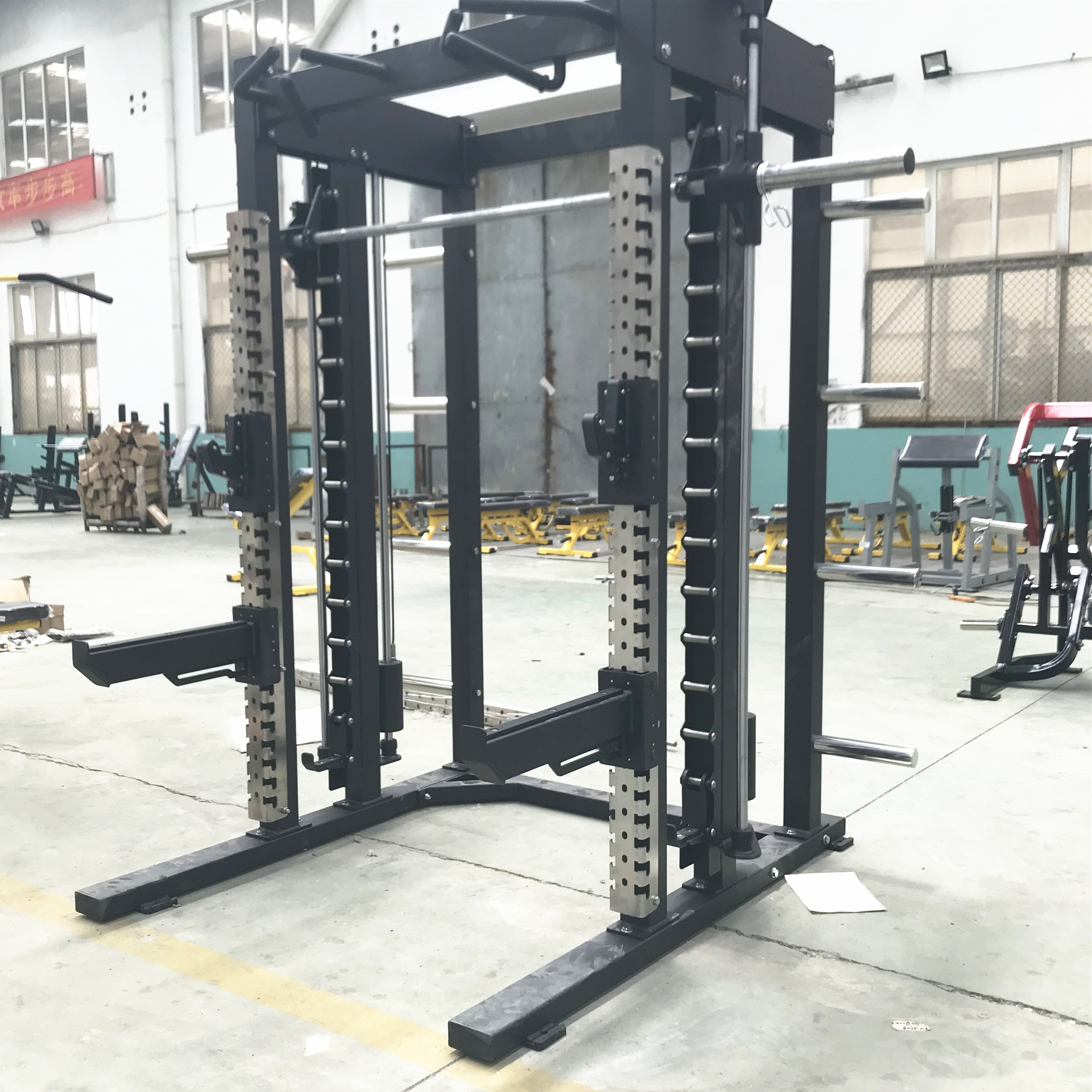 Nuovo Disegno Palestra Multi Smith Power Rack Per Il Fitness