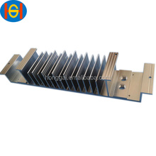 led modular street light extrusion aluminum flexible heat sink profile
