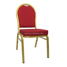 2017 aluminum steel price banquet chair for sale