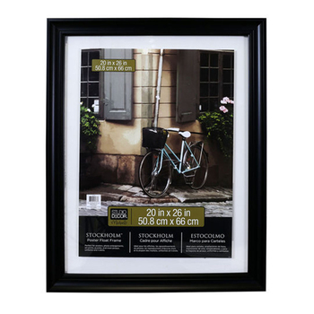 New Poster Frame 16x24 At Your Own Pace - Buy Poster Frames 13x19 ...