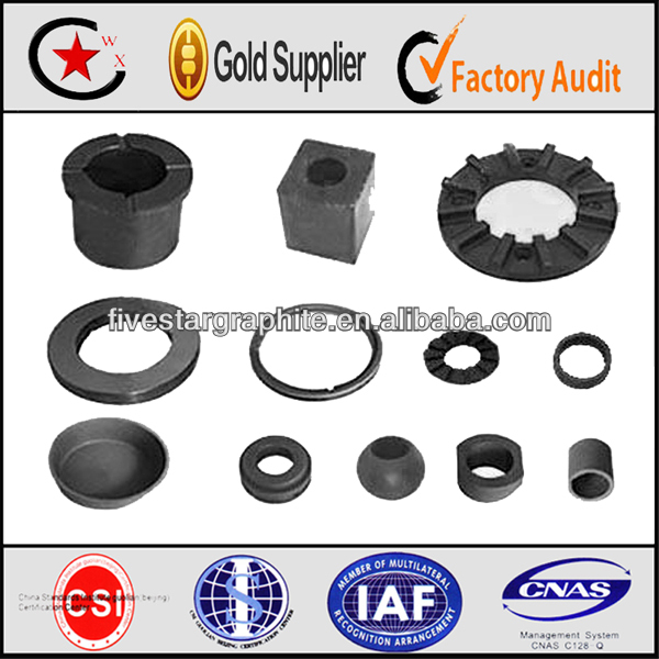 Graphite Ring Graphite Gaskets Graphite Mechenial part