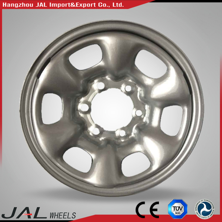 Best rims supplier China rims factory Semi Full face steel matarial