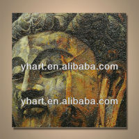 Handmade Modern art picture india painting art