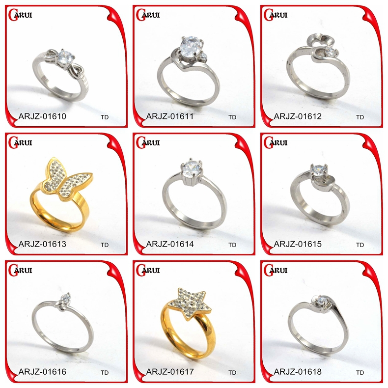 Butterfly Jewelry Luxurious Ring Latest Gold Ring Designs Girl ...
