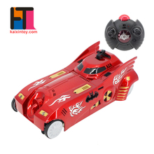 high speed mini infrared remote control car climb the wall toy for wholesale